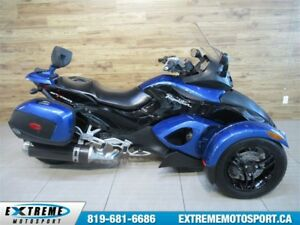 2008 Can-Am Spyder GS SM5 59,25$/SEMAINE