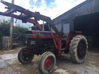 MASSEY FERGUSON 175 AND LOADER