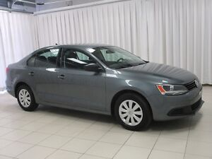 2014 Volkswagen Jetta VW CERTIFIED! Trendline 5-Speed! Ultra Low