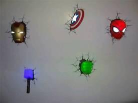 Avengers lights