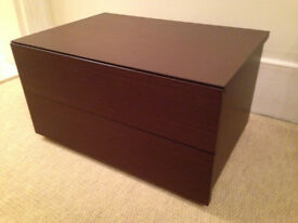 Set of Two Bedside Drawers/Tables JUST REDUCED