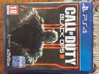 Call of Duty: Black Ops 3 - Ps4 - Used