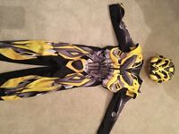 Transformers dress up outfit age 5-6