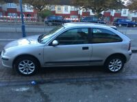 *FOR SALE* ROVER 25 with MOT unitl May 2017