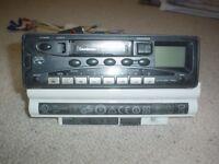 Car radio/casset player
