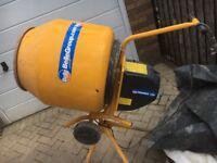 Belle cement mixer 130