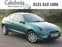 FORD PUMA 1.7 16V 3DR COUPE 2002 SAME OWNER LAST 14 YEARS £500