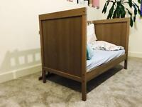 Baby cot baby bed