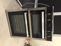 Double oven (brand new)