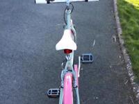 "Girls bike - Pendleton Junior Hanberry 20"" wheels."