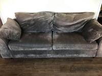 Grey Sofa Seats 2-3 people - Free