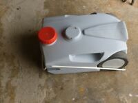 waste water container for caravan/tent