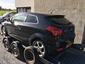 Kia Pro Ceed 2012 1.6 crdi for breaking. All parts on the shelf!!!