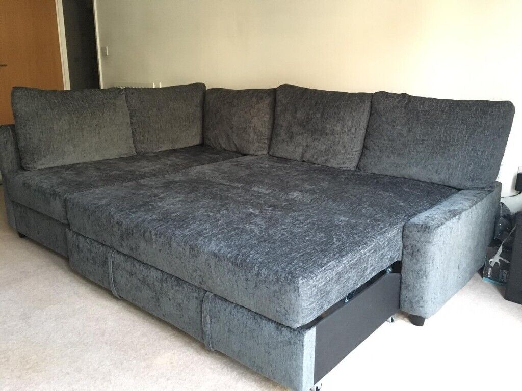 Admirable Corner Sofa Bed For Sale It Is Less Than 1 Year Old In Wolverton Buckinghamshire Gumtree Ocoug Best Dining Table And Chair Ideas Images Ocougorg