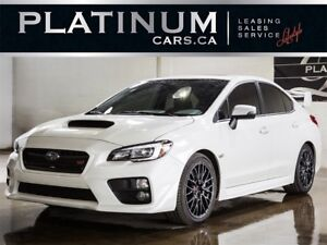 2016 Subaru WRX STI SPORT-TECH, 6 SPEED,