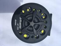 Okuma Airframe fly reel with Saltwater Line