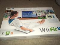 Brand new wii fit board , got in a package never used