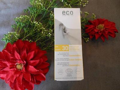 (13,30€/100ml) Eco Cosmetics Sonnenlotion LSF 30 100ml