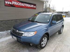 2010 Subaru Forester HEATED SEATS - SUNROOF!!!