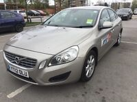 Volvo S60 leeds taxi private hire