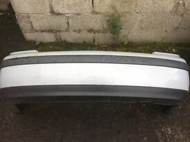Vw bora rear bumper