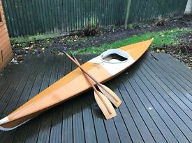 KAYAK built by GRANTA BOATS LTD