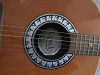 Melody Rondo E VI Semi Acoustic Guitar