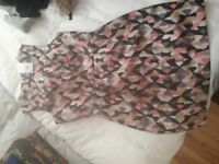 Warehouse dress size 12 (never worn)