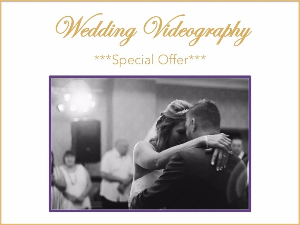 £300 Off-Peak Wedding Videography || *Special Offer Untill March 2017*