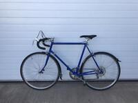 Vintage raleigh old school bike.BARGAIN