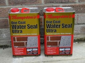 Thompsons One Coat Water Seal Ultra