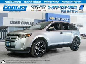 2014 Ford Edge SEL/ SUNROOF/ HTD FRONT SEATS/ BLUETOOTH
