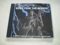 SCOTTISH PUNK BENEFIT CD FOR CANCER CARE - LTD 200 ONLY - VERY WORTHY CAUSE kbd (NOT MANY LEFT NOW)