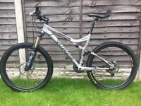 Specialized stumpjumper mountain bike large