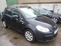 Great looking Suzuki SX4 GL,5 door hatchback,FSH,full MOT,runs and drives very nicely,only 52,000