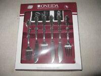 Oneida 6 Pairs of Fisheaters