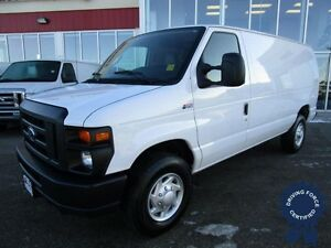 2014 Ford E-250 Super Duty Cargo Van w/5.4L Engine