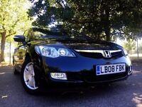 (((Honda Civic 1.3 HYBRID AUTO IMA ES 1FORMER KEEPER NEW MOT P/X)))