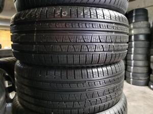2 summer tires pirelli scorpion Verde 235/50r18
