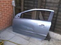 Astra mk5 front passenger door from 2007 3 door