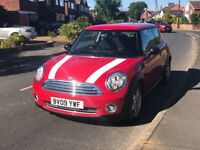 2009 MINI ONE 1.4 - ONLY 68000 Miles - LONG MOT - FSH - JUST HAD SERVICE - LOW TAX