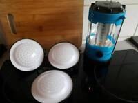 LED Lantern & hanging lights for tent/camping/fishing