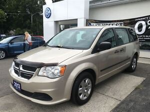 2013 Dodge Grand Caravan - Great Condition