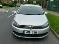 2011 Volkswagen Golf Estate 1.6 Tdi Bluemotion Silver 61