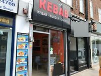 Very busy Kebab shop in Northwood Hills!