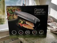 George Foreman lean griller