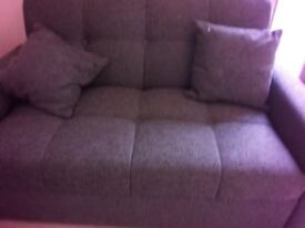CORRECTION: 6FT 6INS LONG, BRAND NEW NEVER USED METAL ACTION SOFA BED. SMALL DOUBLE