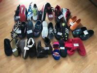 Boys shoes/trainers/slippers/boots/ wheels heelys shoes