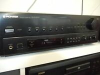 PIONEER SX-303RDS AMPLIFIER
