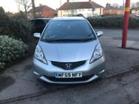 Honda jazz I-Vtec ES - low mileage- part services history - 1 key - immaculate condition